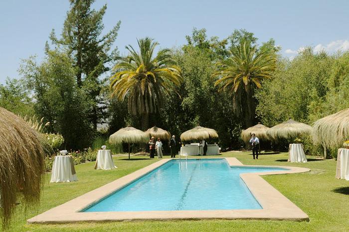 Los jardines de santa mar a centro de eventos san for Los jardines de santa maria golf